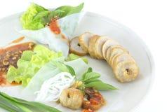 Neues vietnamesisches Artlebensmittel Stockbild