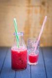 Neues Wassermelonengetränk Stockbild