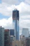 Neues World Trade Center, 2012 Lizenzfreie Stockfotografie