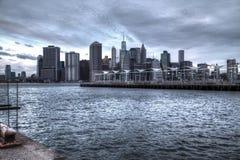 Neues World Trade Center Stockfotografie