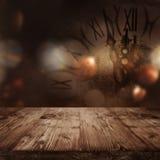 Neues Year& x27; Hintergrund s Eve Stockbild