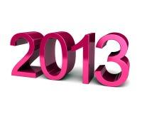 An neuf 2013 Photos stock