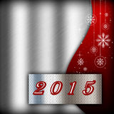 An neuf 2015 Photo libre de droits