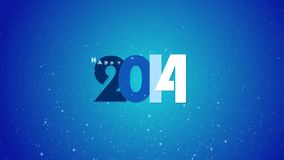 An neuf 2015 banque de vidéos