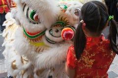 An neuf chinois Photos libres de droits