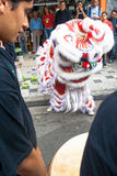 An neuf chinois Photo libre de droits