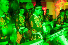 An neuf chinois en Thaïlande. Image libre de droits