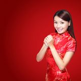 An neuf chinois heureux Image stock