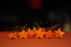an neuf d'étoiles Photographie stock