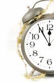 an neuf d'horloge Image stock