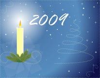 an neuf de Noël illustration libre de droits