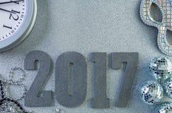 an neuf des 2009 veilles Photographie stock libre de droits