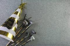 an neuf des 2009 veilles Image libre de droits