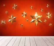 An neuf et concept de Noël Images libres de droits