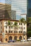 Neuf et vieux - Honolulu Images stock