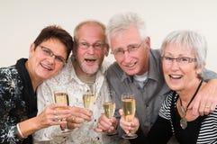 An neuf heureux Photo stock