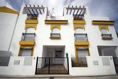neuf méditerranéen d'architecture Photos stock