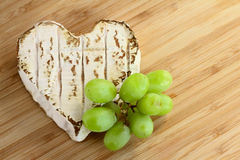 Neufchatel cheese Royalty Free Stock Photography