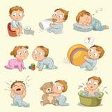 Neugeboren Lizenzfreies Stockfoto
