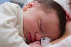 Neugeboren Lizenzfreies Stockbild
