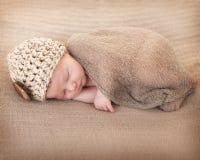 Neugeboren Stockfotos