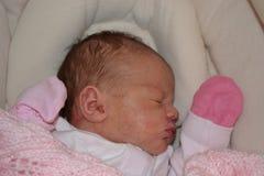 Neugeborenes Kind Stockfoto
