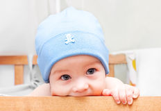 Neugeborenes Schätzchen Lizenzfreies Stockfoto