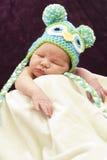 Neugeborenes Schlafen Lizenzfreie Stockfotografie