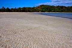 Neugieriger mamoko Sand Stockfotos