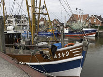 Neuharlingersiel Royalty Free Stock Photo