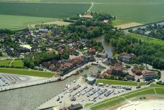 Neuharlingersiel Stock Images