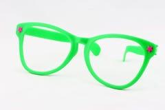 Neuheit-Gläser Stockfotografie