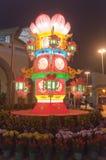 Neujahrsfest-Laternen Lizenzfreies Stockfoto
