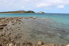 Neukaledonien-Strand Stockbild