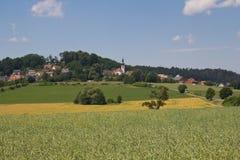 Neukirchen fotografia stock libera da diritti