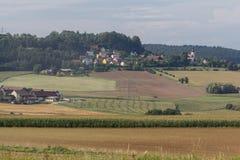 Neukirchen in Beieren Stock Afbeeldingen
