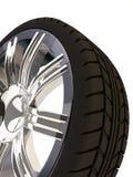 Neumático Foto de archivo libre de regalías