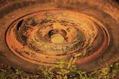 Neumático Fotografía de archivo libre de regalías
