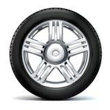 neumático 3d Fotos de archivo