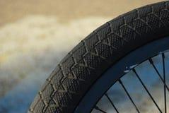 Neumático de BMX Foto de archivo