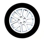 Neumático de coche Fotografía de archivo
