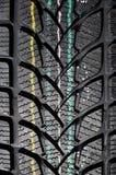 Neumático de coche. Imágenes de archivo libres de regalías