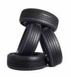 Neumático de coche Foto de archivo
