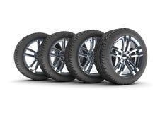 Neumático de coche Imagen de archivo