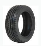 Neumático de coche moderno de deportes del verano Imagen de archivo
