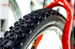 Neumático de la bici Foto de archivo