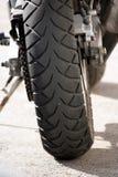 Neumático de la moto Fotos de archivo