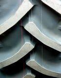 Neumático del alimentador Imagen de archivo libre de regalías
