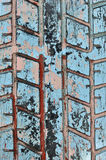 Neumático del Grunge Fotografía de archivo libre de regalías