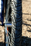 Neumático II de la bici Fotografía de archivo